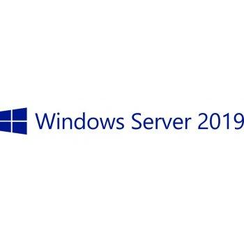 Hewlett Packard Enterprise Microsoft Windows Server 2019 5 licencia(s) Licencia Plurilingüe