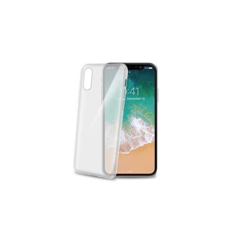 Celly GELSKIN900 funda para teléfono móvil Transparente