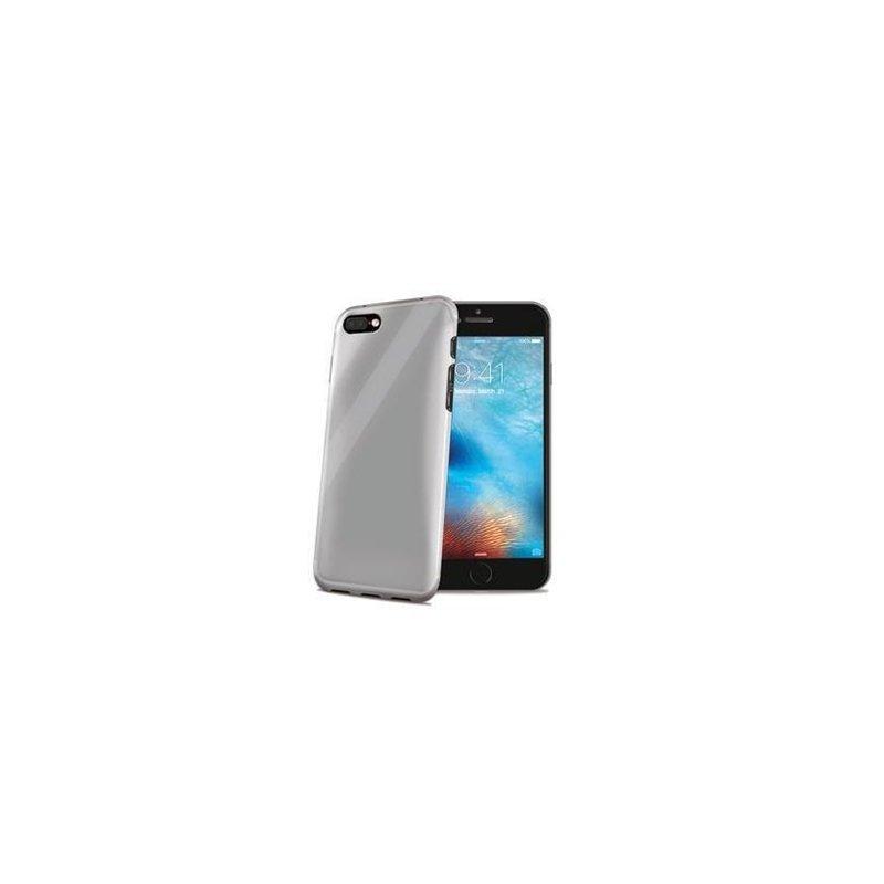 "Celly GELSKIN801 funda para teléfono móvil 14 cm (5.5"") Transparente"