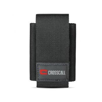 Crosscall HO.PE.L.NN000 funda para teléfono móvil Riñonera para móvil Negro