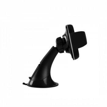 CoolBox CoolCharge Teléfono móvil smartphone Negro Soporte activo para teléfono móvil