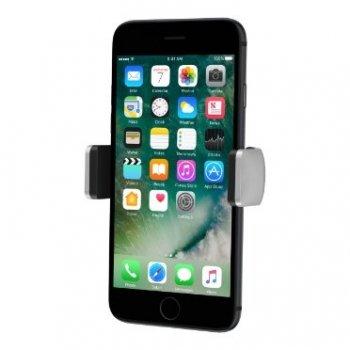 Belkin F7U017bt Teléfono móvil smartphone Negro, Plata Soporte pasivo