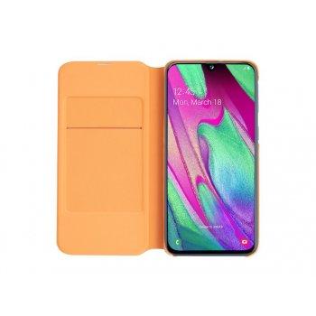 "Samsung EF-WA405 funda para teléfono móvil 15 cm (5.9"") Funda cartera Blanco"