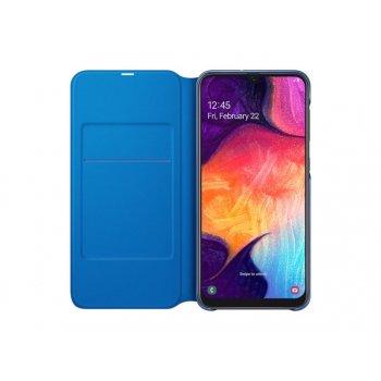 "Samsung EF-WA505 funda para teléfono móvil 16,3 cm (6.4"") Funda cartera Negro"