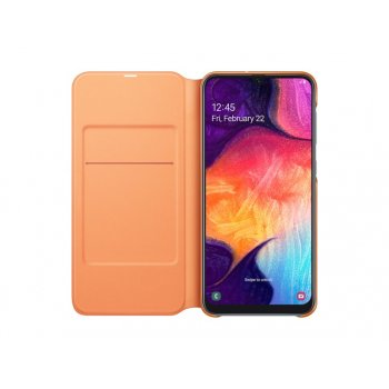 "Samsung EF-WA505 funda para teléfono móvil 16,3 cm (6.4"") Funda cartera Blanco"