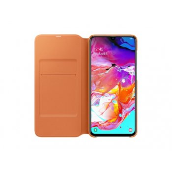 "Samsung EF-WA705 funda para teléfono móvil 17 cm (6.7"") Funda cartera Blanco"