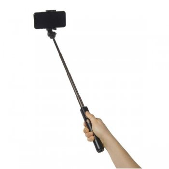 Celly Click Propod palo para autofotos Smartphone Negro