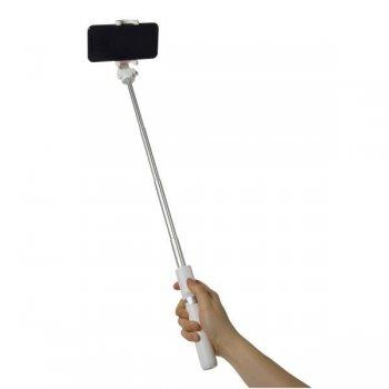 Celly Click Propod palo para autofotos Smartphone Blanco