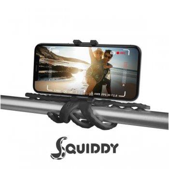 Celly Squiddy tripode Smartphone Cámara de acción 6 pata(s) Negro