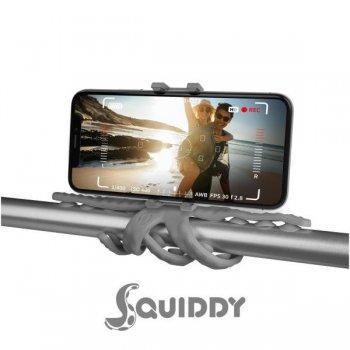 Celly Squiddy tripode Smartphone Cámara de acción 6 pata(s) Gris