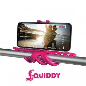 Celly Squiddy tripode Smartphone Cámara de acción 6 pata(s) Rosa