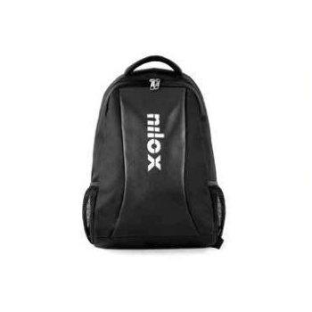 "Nilox NXEDBCK0003 maletines para portátil 39,6 cm (15.6"") Mochila Negro"