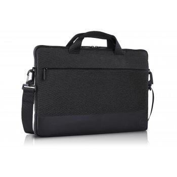 "DELL PF-SL-BK-3-17 maletines para portátil 33 cm (13"") Funda Negro, Gris"