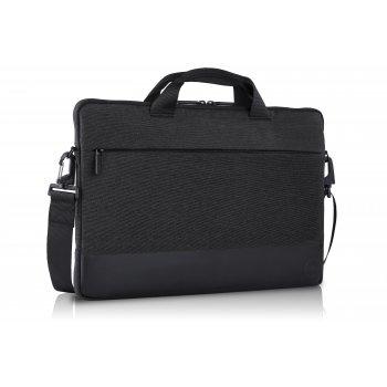 "DELL PF-SL-BK-5-17 maletines para portátil 38,1 cm (15"") Funda Negro, Gris"