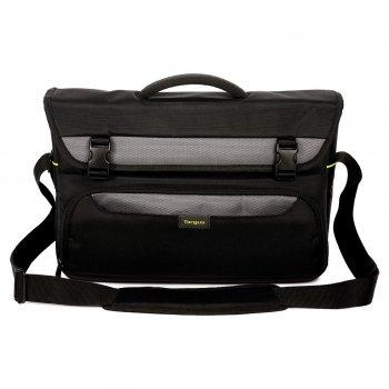"Targus CityGear maletines para portátil 43,9 cm (17.3"") Bandolera Negro"