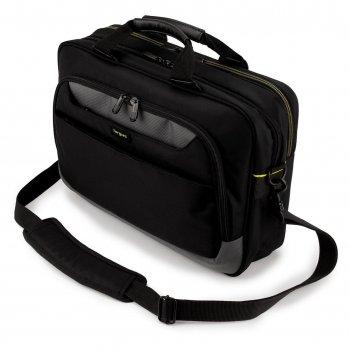 "Targus CityGear maletines para portátil 39,6 cm (15.6"") Bandolera Negro"