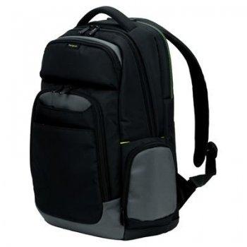 "Targus TCG670EU maletines para portátil 43,9 cm (17.3"") Funda tipo mochila Negro"