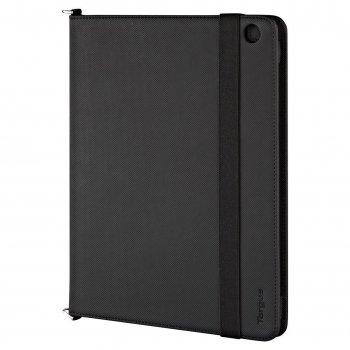 "Targus THD471EUZ funda para tablet 24,6 cm (9.7"") Libro Negro"