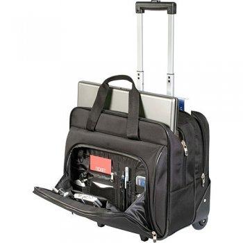 "Targus TBR003EU maletines para portátil 40,6 cm (16"") Maletín con ruedas Negro"
