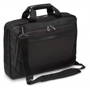 "Targus CitySmart maletines para portátil 39,6 cm (15.6"") Maletín Negro, Gris"