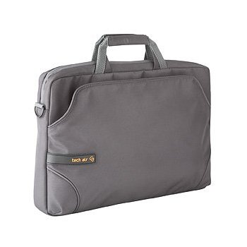 "Tech air 15.6"" Classic Case maletines para portátil 39,6 cm (15.6"") Maletín Gris"