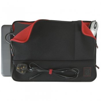 "Tech air TANZ0331 maletines para portátil 39,6 cm (15.6"") Funda Negro"