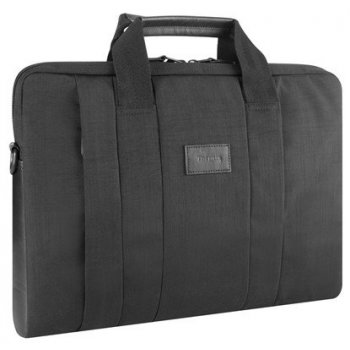 Targus Elegante maletín para portátil negro- Estuche para portátil Smart City