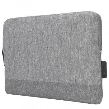 "Targus CityLite maletines para portátil 39,6 cm (15.6"") Funda Gris"