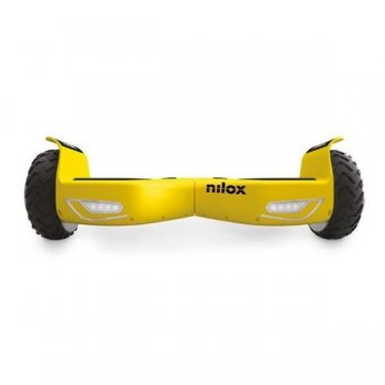 Nilox 30NXBK65NWN03 scooter auto balanceado 10 kmh Negro, Amarillo 4300 mAh