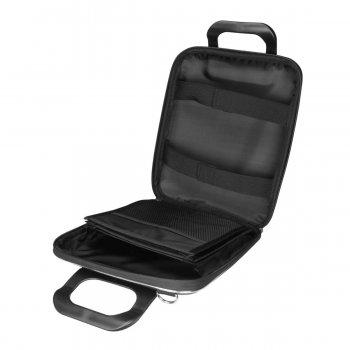"""e-Vitta EVA maletines para portátil 31,8 cm (12.5"""") Funda protectora rígida Plata"""