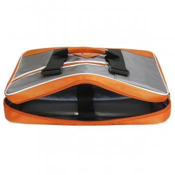 "e-Vitta Looker maletines para portátil 40,6 cm (16"") Maletín Negro, Gris, Naranja"