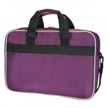 """e-Vitta EVLB000711 maletines para portátil 33,8 cm (13.3"""") Maletín Negro, Púrpura"""