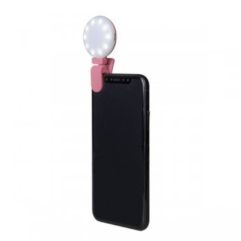Celly Clicklight LED Rosa