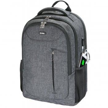"e-Vitta EVBP004550 maletines para portátil 43,2 cm (17"") Mochila Gris"