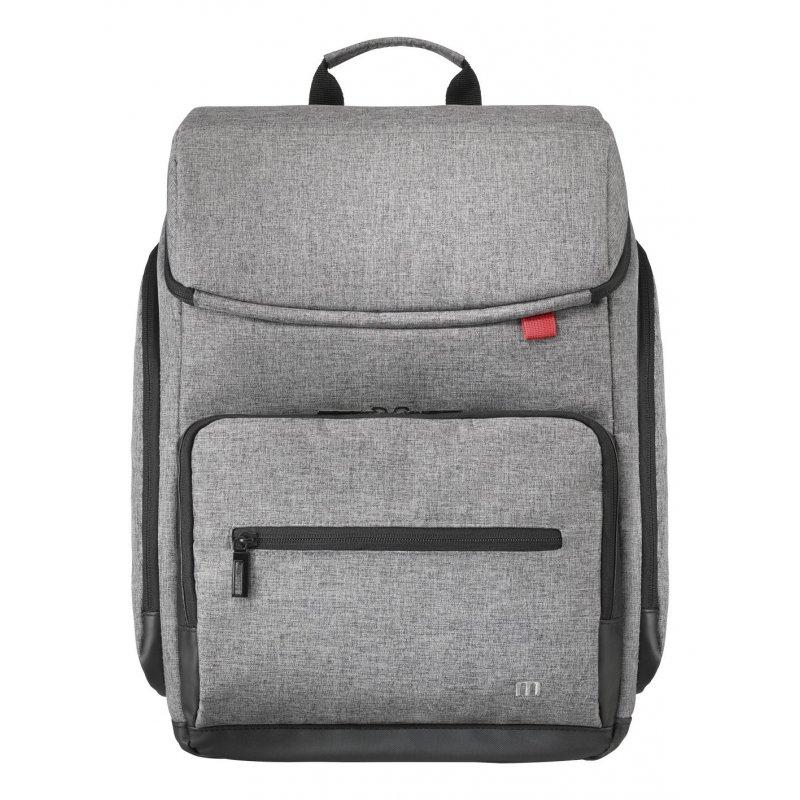 """Mobilis 025008 maletines para portátil 40,6 cm (16"""") Mochila Gris"""