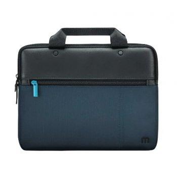 """Mobilis Executive 3 maletines para portátil 35,6 cm (14"""") Maletín Negro, Azul"""