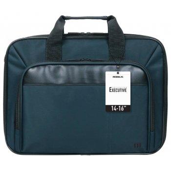 """Mobilis Executive 3 One maletines para portátil 40,6 cm (16"""") Maletín Negro, Azul"""