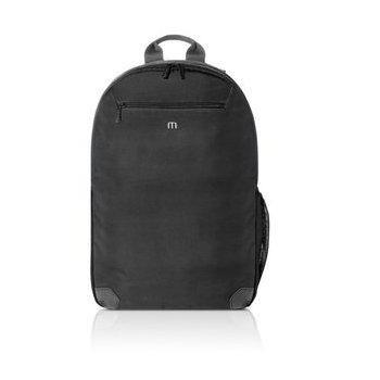 "Mobilis TheOne Backpack maletines para portátil 40,6 cm (16"") Funda tipo mochila Negro"