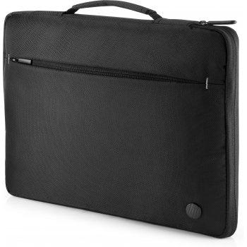 "HP 14.1 Business Sleeve maletines para portátil 35,8 cm (14.1"") Funda Negro"
