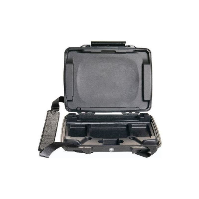 "Nilox HARDBACK CASE 10.1 maletines para portátil 28,7 cm (11.3"") Maletín Negro"
