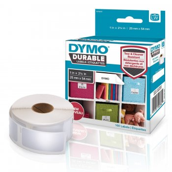 DYMO Etiquetas LW Durable
