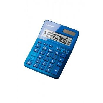 Canon LS-123k calculadora Escritorio Calculadora básica Azul