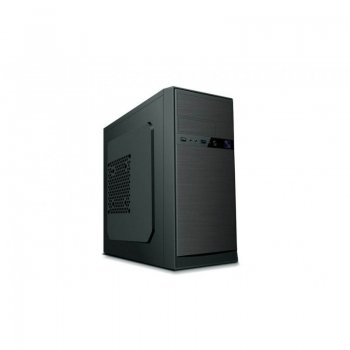 CoolBox M500 Torre Negro 300 W