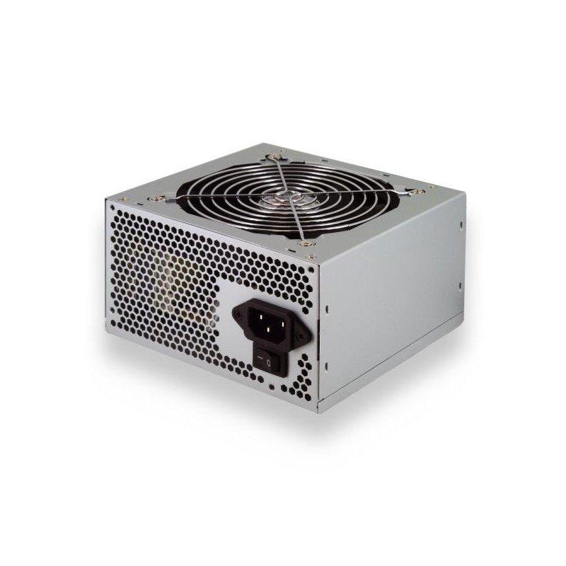 Nilox PSNI-3501 unidad de fuente de alimentación 350 W ATX Plata