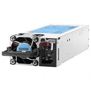 Hewlett Packard Enterprise 720478-B21 unidad de fuente de alimentación 500 W Gris