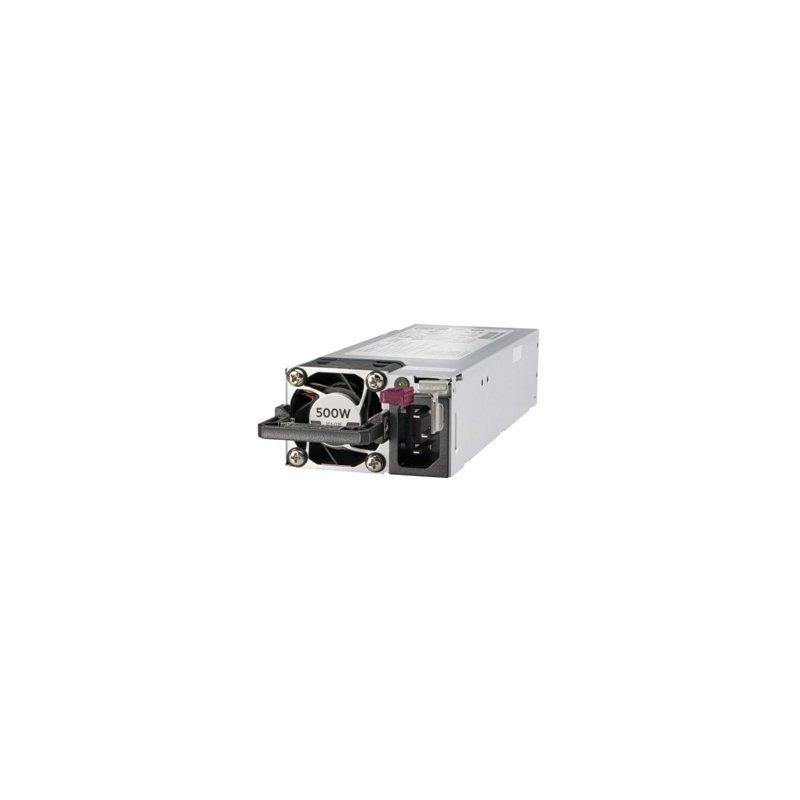 Hewlett Packard Enterprise 865408-B21 unidad de fuente de alimentación 500 W Gris