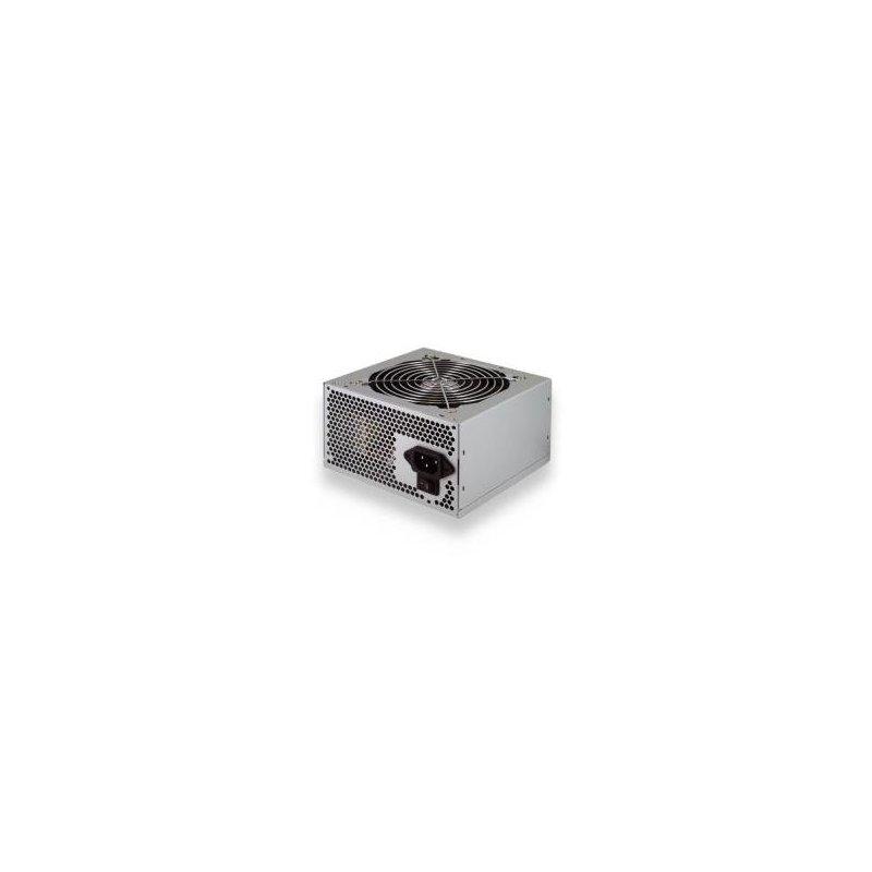 Nilox NX-PSNI5001 unidad de fuente de alimentación 500 W Metálico