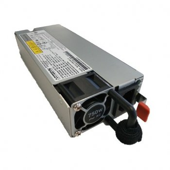 Lenovo 7N67A00883 unidad de fuente de alimentación 750 W Acero inoxidable