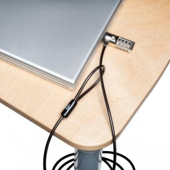 Kensington Cable de seguridad MicroSaver combinación para ordenadores portátiles