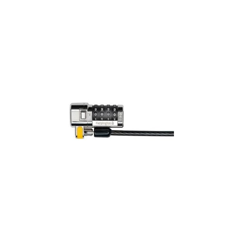 Kensington Cable de seguridad para portátil con combinación ClickSafe®